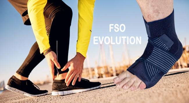 FSO EVOLUTION stabilisateur du pied et cheville